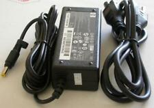 Genuine Compaq Presario V5000 laptop power supply ac adapter cord cable charger