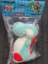 Vintage Nintendo Super Mario World Bros4 Yoshi plush bath toy figure Rare Promo