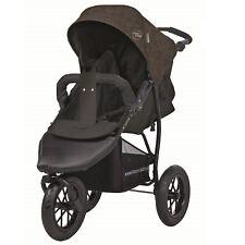 Knorr-Baby Sportwagen Dreirad Joggy S Melange Braun NEU