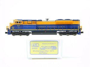 Z Scale AZL American Z Line 63110-10 NS CNJ Heritage SD70ACe Diesel Loco #1071