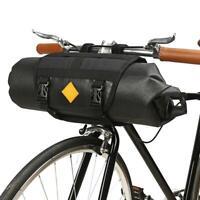 Large Capacity Waterproof Bicycle Bag Mountain Bike Front Handlebar Bag Bike❤FF