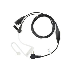 Motorola 2 Pin Security Headset Earpiece Earphone for Walkie Talkie Radio UK