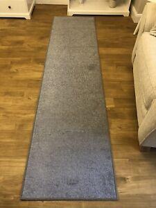 New Value Twist Runner Pigeon Grey 600cm X 60cm