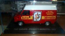 Veicoli Pubblicitari scala 1:43 Fiat DUCATO Prodotti MORETTO 1982