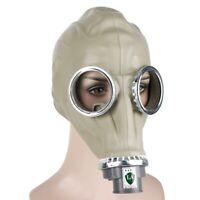 Inodore et Durable Masque à Gaz Militaire Haute élasticité Efficacement Facile