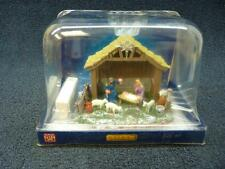 Lemax Village Collection Lighted Nativity NEW (h1937)