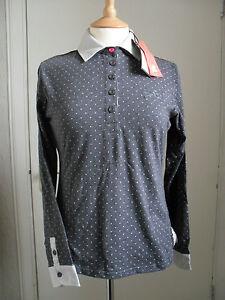 Tottie Valerie Ladies Longsleeved Polo Shirt