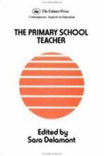 The Primary School Teacher (Contemporary Analysis in Education)-ExLibrary