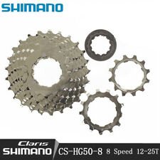 SHIMANO CS HG50-8 Bicycle Cassette Mountain Bike Cassette 8 Speed 12-25T