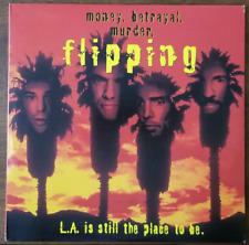 LASERDISC Movie: FLIPPING - David Amos, Gene Mitchell - Collectible