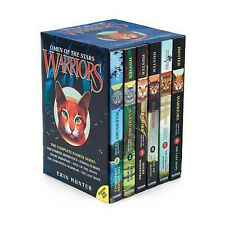 Omen of the Stars Collection Erin Hunter 6 Books Box Set Warrior Cats Series 4