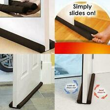 Twin Door Draft Dodger Guard Stopper Energy Saving Protector Doorstop Rome G9C7