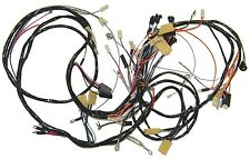 1956 - 1957 Corvette Dash and Forward Lamp Wiring Harness. NEW Reproduction.