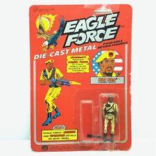 Military action figure toy vtg 1981 mego Eagle Force die cast metal Big Bro MOC