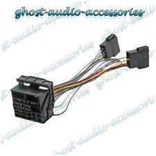 VOLKSWAGEN VW RCD300 Retro Fit Adaptador Arnés de cableado para Quadlock ISO de plomo
