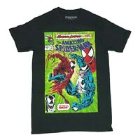 Marvel Comics The Amazing Spider Man Venom Maximum Carnage Mens T Shirt XS-2XL