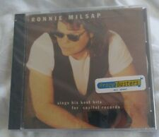 RONNIE MILSAP -Sings His Best Hits For Capitol Records - CD - Factory Sealed NIP