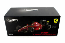 HotWheels Ferrari F1-90 #2 Nigel Mansell Portugal GP 1990 Elite Edition 1/43