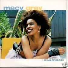 (537S) Macy Gray, Sexual Revolution - DJ CD