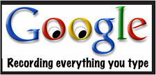 Google recording you spy tracking  Freedom net neutrality bumper sticker