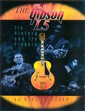 The Gibson L5 - Guitar Book NEW 000000216