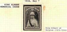 Belgian Congo 1934, Sc 158, MLH.