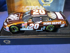 Tony Stewart #20 Home Depot 2003 Color Chrome Elite #907/1008 Action RCCA COOL!