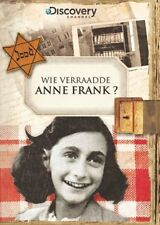 Wie verraadde Anne Frank ? Discovery     dvd