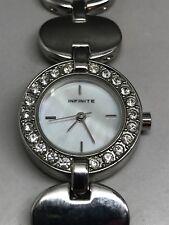 Lovely Ladies Crystal Diamanté Infinite Watch