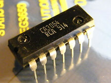 2x ca3054 dual differential amplifier, RCA