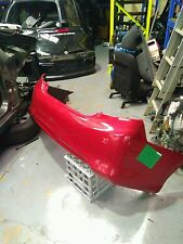 Toyota Camry Rear Bar Red