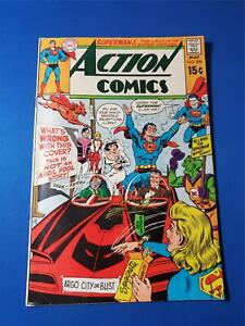 Action Comics #388 White Pages VG/FN