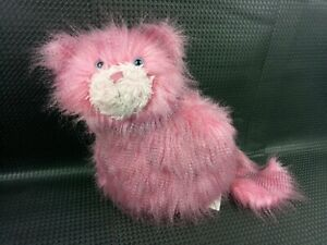 JELLYCAT PINK KALEIDOSCOPE JELLY CAT LONDON SOFT PLUSH TOY *RARE*