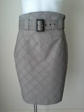Above Knee Plaids & Checks Women's Skirts