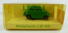 Fiat 500 grün IMU 00501 1:87 H0 OVP [K10-4-D4]