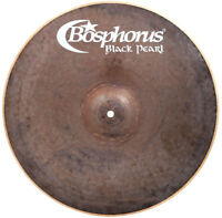 Bosphorus Black Pearl Crash Becken 18""