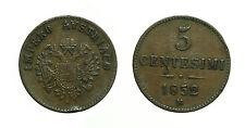 pci3397) LOMBARDO VENETO  - 5 centesimi 1852 Milano