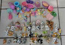 "Littlest Pet Shop~LPS~Mixed Lot~50 Pets+50 lot Accessories ""100 pieces "" LOOK"