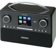 Roberts Stream 93i DAB FM Wi-Fi Internet Streaming Radio With 3-Way Speaker