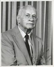 William Fielding Autographed 8x10 Photo 1972 Popular Author