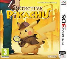 Detective Pikachu (Pokemon) Nintendo 3DS IT IMPORT NINTENDO