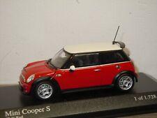 Mini Cooper S 2003 - Minichamps 1:43 in Box *37302