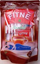 Fitne Herbal Infusion Original Flav Slimming Tea 20 PKTS