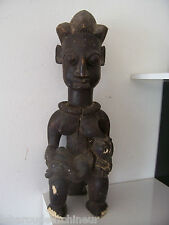 Ancienne statue africaine. Old african statue Bangwa?