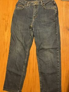 Mom Jeans Women's Vintage Made In The USA Lee jeans Size 6 Petite