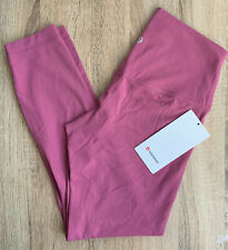 """NWT Lululemon Pink Moss Rose Align Leggings 25"""" 7/8 US 8 UK 12-14 New with Tags"""