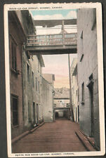 Canada 1926 petite rue sous le cap Quebec to Honorable George Grogan Kingston NY