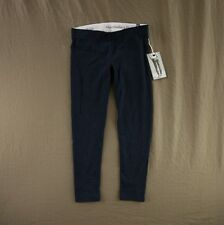 Abercrombie & Fitch Women's Prefect Butt Leggings Stretch Pants Navy S NWT Rare!