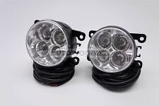 Ford Turneo Transit Connect Courier Focus LED Front Fog Lights Pair With Wiring