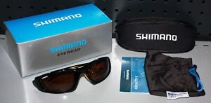 Shimano Sunglass Beastmaster (Gasket) Polarisationsbrille Polbrille Sonnenbrille